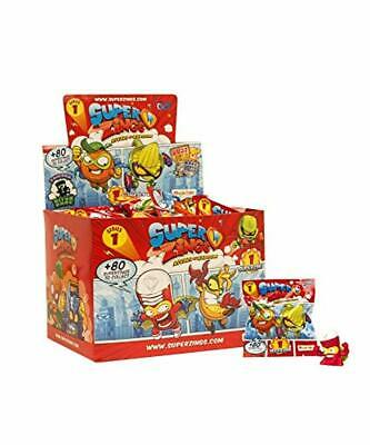 SuperZings Action Figures Series 1 Rivals Of Kaboom Magic Box Pack Of 50 Bags