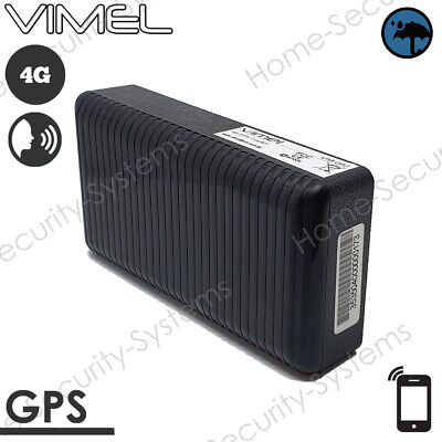 4G GPS Tracker Real live Time Tracking Device Vehicle Car Yacht Boat Caravan 3G