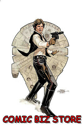 Star Wars Aor Han Solo #1 (2019) 1St Printing Dodsons Main Cover Marvel Comics
