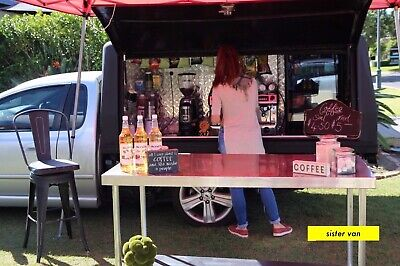 Mobile Coffee Van.  Start Today!  Excellent Condition!