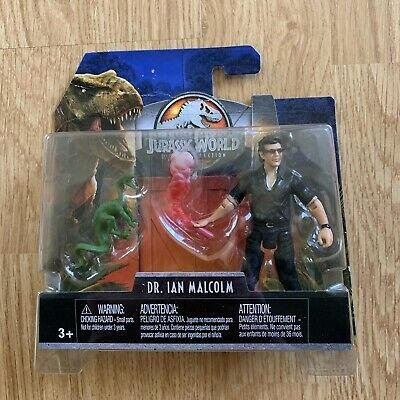 Jurassic World Exclusive Legacy Collection Dr Ian Malcolm Jurassic Park NEW