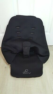 Quinny Buzz Seat Liner pad Black 1st and 2nd stage
