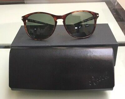 acc896ecb023 New Persol Havana Collection 3042S 24/31 Hand Made Italy Sunglasses