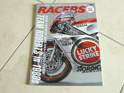 Racers  Special Issue 2016 Team Roberts