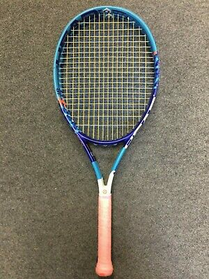 Head Graphene XT Instinct Jr 26 inch STRUNG 4 0/8 (Junior Tennis Racket 8.5oz)