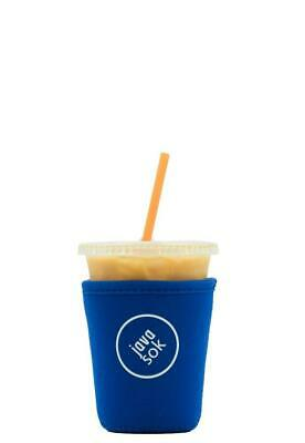 JAVA SOK Reusable Iced Coffee Sleeve – Cup Insulator for Cold Beverages and...