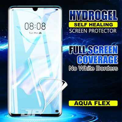 SupRShield Huawei P30 Mate 20 Pro Lite HYDROGEL Full Coverage Screen Protector