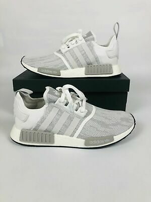 f265429f4d5eb adidas Originals NMD R1 Sneaker - White Blizzard  B79759  Mens Running Shoes