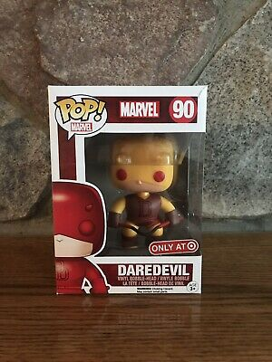 Funko Pop! Marvel Daredevil #90 Target Exclusive