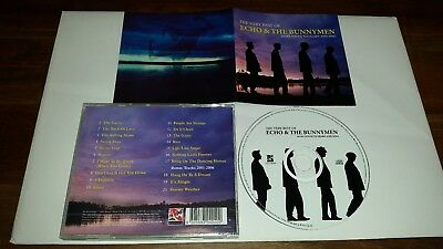 The Very Best of Echo & The Bunnymen CD Greatest Hits