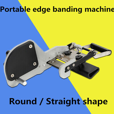 Portable Straight Round Cutting Device Edge Banding Machine Hand End Trimmer USA