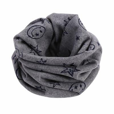 Womens Kids Winter Scarf Wraps Casual Ring Snood Warm Soft Scarf lin
