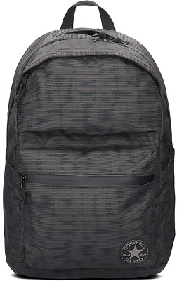 0573868ca CONVERSE POLY CHUCK Plus 1.0 Unisex Rucksack - Cool Grey One Size ...