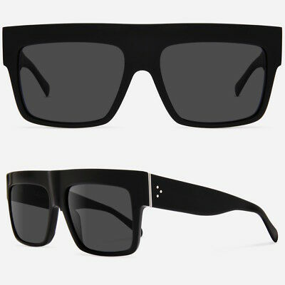 a7a5f96c6a  550 NEW POLARIZED CELINE ZZ-Top Black Kim Kardashian Sunglasses CL ...