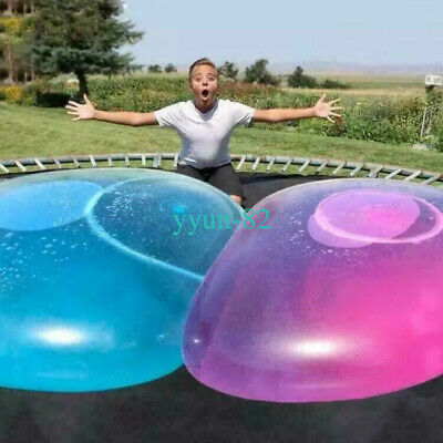 Super Soft Wubble bubble ball Kids Toy Bubble Ball Firm Ball Stretch Transparent