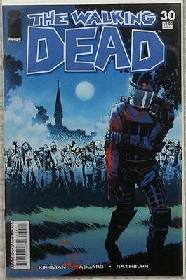 Walking Dead #30 (Image 2006) VF/NM condition bagged and boarded.