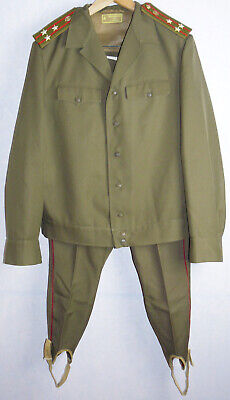 Jacket Tunic Pants Galliffet Uniform Daily  Soviet Army Colonel Officer USSR