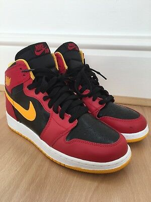 promo code e3f93 8646b Nike Air Jordan dunk High tops 5.5