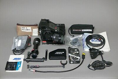 ARRIFLEX 35-III mk3 super35mm CAMERA PACKAGE - many accessories, ready to shoot!