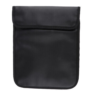 RFID Signal Blocking Bag Signal Shielding Pouch Wallet Case for iPad Tablets