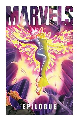 Marvels Epilogue #1 Cover A Marvel Comics PREORDER - SHIPS 24/07/19