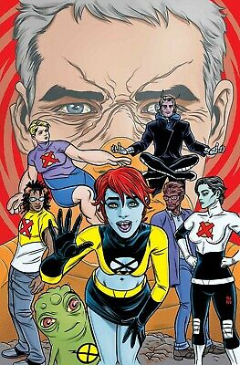 Giant Sized X-Statix #1 Cover A Marvel Comics PREORDER - SHIPS 10/07/19