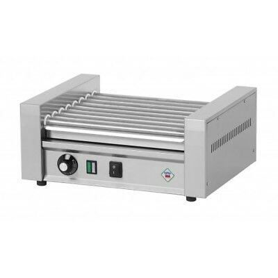 New RM Gastro Commercial Hot Dog Roller Grill