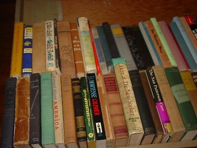 OOP Books Estate Collection, Vintage and Antique, 3 for $12, Your Choice