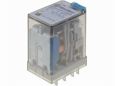 Finder-55.34.9.012.0040 -Relais-4RT-bobine-12Vdc-7 - finder - relais12vdc relay