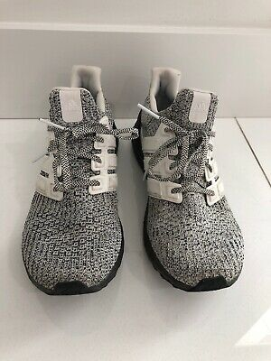 f529fbf163a MEN S ADIDAS ULTRA Boost 4.0 Oreo Cookies   Cream size 9 BB6180 ...