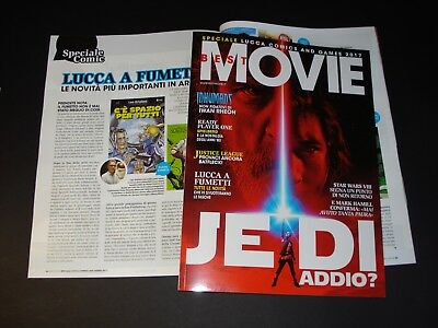 Best Movie Speciale Lucca Comics - Dylan Dog, Rat-man, Zerocalcare, Star Wars