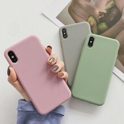 Luxury Case For iPhone X XR XS Max 8 7 6 Plus 6s Ultra Thin Silicone Phone Cover