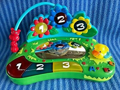 Evenflo Triple Fun Fish Pond Exersaucer 123 Mirror Pond Toy Replacement Part