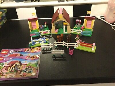 Lego Friends Heartlake Stables 3189 100 Complete With