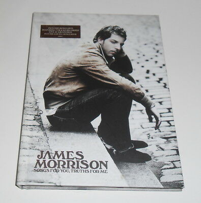 James Morrison - Songs For You, Truths For Me - Deluxe Edition 2 Disc Cd + Dvd