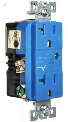 HUBBELL WIRING DEVICEKELLEMS HBL5362SA Receptacle,20A,125V,520R,2P,3W,1PH