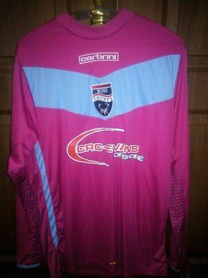 Ross County 2015 Goalkeeper Football Shirt Maglia Jersey