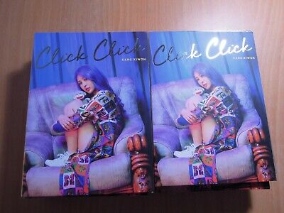 KANG XIWON - CLICK CLICK (Digital Single) with Autographed (Signed) 0.99