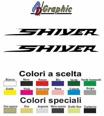 Adesivi adesivo 2.PZ Stickers decal sticker aprilia shiver moto bike motorcycle