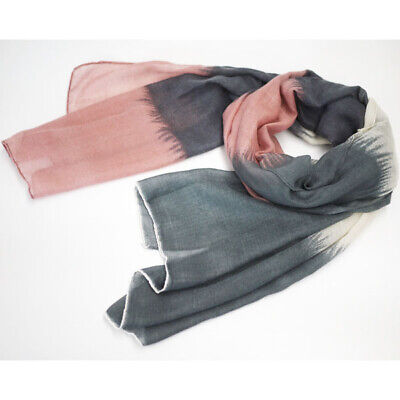 Large Cotton Feel Fashion Soft Women Ladies Shawl Wrap Scarf
