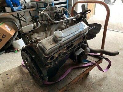 Chevrolet Chevy Small Block SBC 350, 5,7 liter, 280 PS