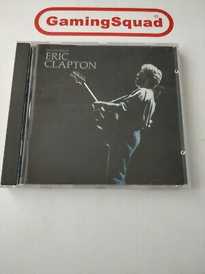 The Cream of, Eric Clapton CD, Supplied by Gaming Squad