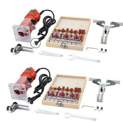 Woodwork Slotting Electric Wood Trimmer Engraving Electric Router Trimmer HighQ