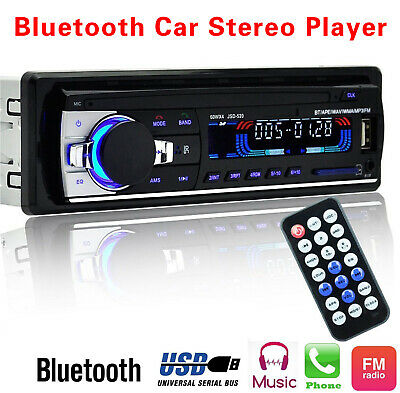 Majority In-Car Stereo Digital Radio Bluetooth Handsfree Calling Kit FM/AUX-IN