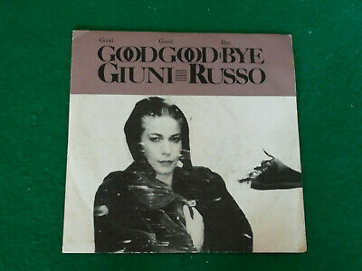 GIUNI RUSSO  -  Good Goodbye / Post Moderno  -  CGD
