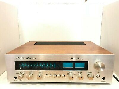 NAD Stereo Receiver Model 140