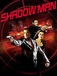 "Shadow Man DVD (2011) Steven Seagal  ""SAME DAY SHIPPING"" NEW"