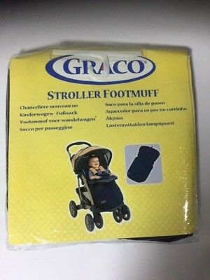 Graco footmuff in Navy Colour (Original & New)