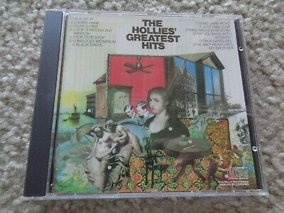 The Hollies Greatest Hits CD music