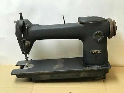 Vintage 1949 Singer Commercial Industrial Sewing Machine Model No 241-12